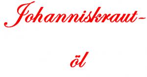 Gföhler Johanniskrautöl 50ML