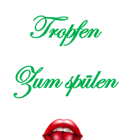 Gföhler Tropfen zum spülen(Zahnfleisch und Mund) 100ML