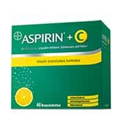 Apirin +C  Brause Tabletten  40ST