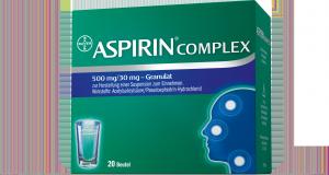 Aspirin complex Granulat 20 ST