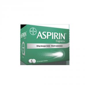 Aspirin Express Tabletten 500 mg 20ST