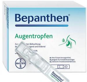 Bepanthen Augentropfen Einzeldosis  0,5 ml 20 ST