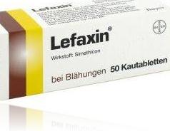 Lefaxin Kautab. 50St.