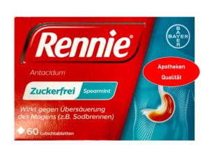Rennie Antacidum Spearmint Lutschtabletten