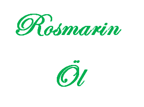 Rosmarinöl 10ML