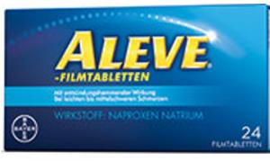 ALEVE® Filmtabletten 24ST