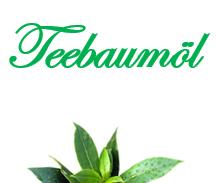 Teebaumöl 20 ML