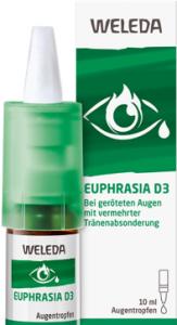 Euphrasia Augen Tr. 10ML
