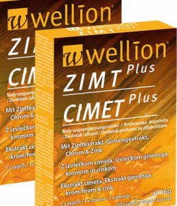 Zimt plus wellion 30St