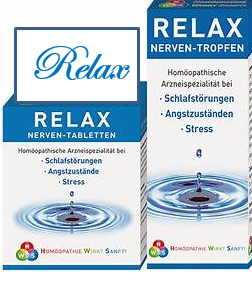 Relax Nerven Tab 150st