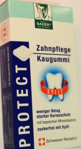 PROTECT Zahnpflege-Kaugummi 16ST