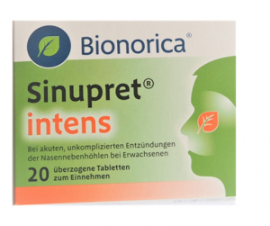 Sinupret intens 20st