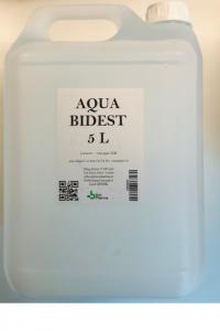 Aqua bidest. 5Liter