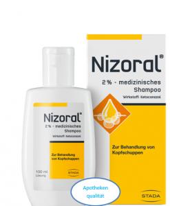 Nizoral® bei Kopfschuppen 100ML