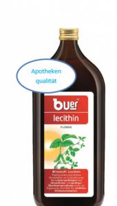 Buer® Lecithin flüssig 1000ML