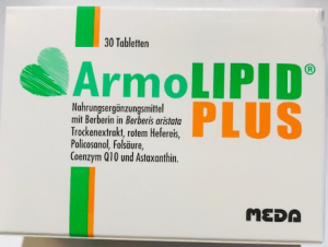 ARMOLIPID PLUS TABLETTEN 30ST